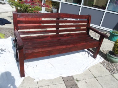 Bench after