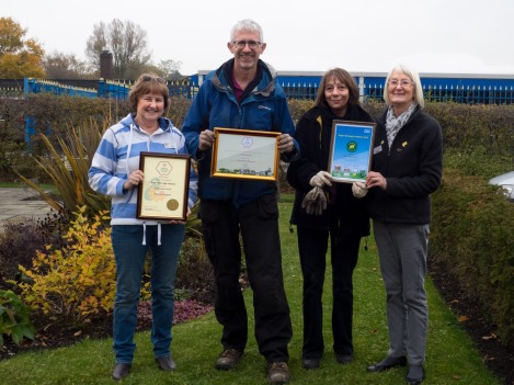 NW in Bloom awards